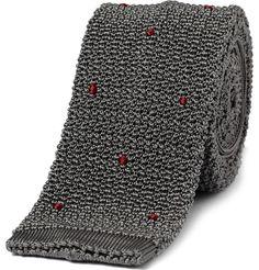 great knit tie...