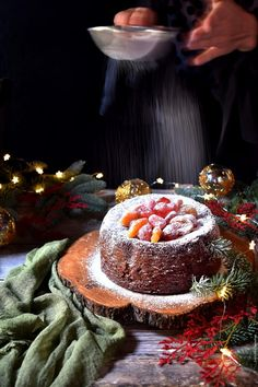 Food Photography, Merry Christmas, Food And Drink, Treats, Cakes, Fruit, Desserts, Recipes, Merry Little Christmas