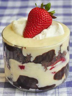 Neapolitan Trifle