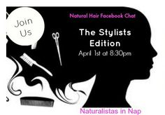 Facebook chat: The Stylists Edition Tuesday April 1st