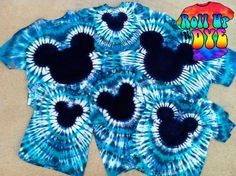 This is a top I would LOVE to own. I love the bright colours and the tie dye design with a small hint of Disney