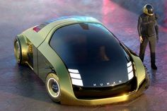These flashy automobiles pay the perfect tribute to Daft Punk's helmets   Yanko Design Yanko Design, Daft Punk, Car Car, Car Show, Helmets, Automobile, Cars, Hard Hats, Car