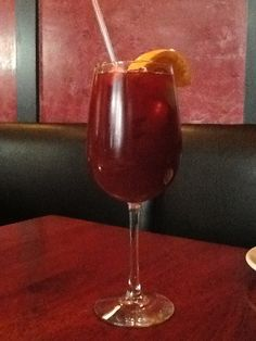 Cherrywood Sangria from Cherrywood Kitchen