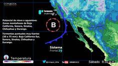 Tormentas muy fuertes en zonas de Baja California - http://www.notimundo.com.mx/el-tiempo/tormentas-muy-fuertes-baja-california/