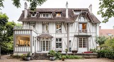 The timbered house - desire to inspire - desiretoinspire.net