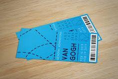 museum ticket - Google zoeken Museum Tickets, Van Gogh, Beach Mat, Outdoor Blanket, Google