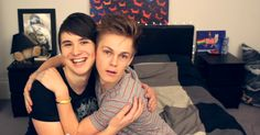 Dan and Caspar, exclusive interview! <3