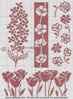 (1) Gallery.ru / Фото #166 - монохром+жаккард - irisha-ira Cross Stitching, Kids Rugs, Quilts, Embroidery, Blanket, Anna, Home Decor, Cross Stitch, Craft