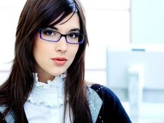Buy prescription eyeglasses in Kitchener and Waterloo. Visit OpticalHouse for accurate glasses, eyeglasses, eyewear and spectacles at best prices. Red Dot Sight, Serious Relationship, Girls With Glasses, Successful Women, Eye Glasses, Makeup Trends, Eyewear, Celebrity, Skin Care