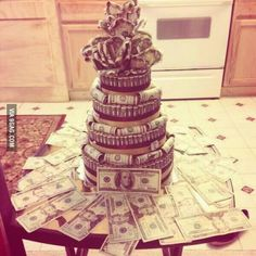 The only cake I want for my birthday