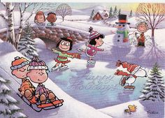 ', Christmas in the Snow, with Charlie Brown and the Peanuts Gang. Christmas Albums, Noel Christmas, Christmas Music, Vintage Christmas, White Christmas, Christmas Blessings, Peanuts Christmas, Charlie Brown Christmas, Charlie Brown And Snoopy