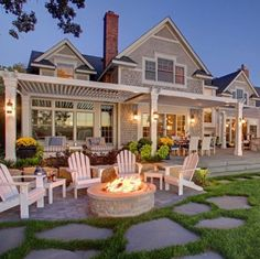 Outdoor Kitchen And Living Space Design Ideas Html on