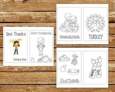 Thanksgiving Coloring Book Printable Give Thanks Coloring Easter Printables, Christmas Printables, Party Printables, Fall Birthday Parties, Thanksgiving Turkey, Give Thanks, Printable Coloring, Coloring Books, Christmas Holidays