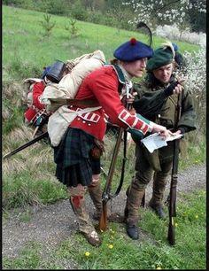 Scottish Men
