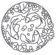 Image result for simple mandala patterns