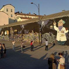 """@Living Ravenna Darsena di Ravenna """"InstaTER: gruppo in ordine sparso"""""""
