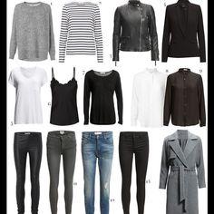 Basic Wardrobe Items in My Closet! Basic Wardrobe Items in My Closet! Accessories