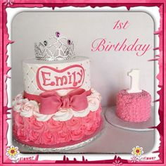 Princess cake for Emily