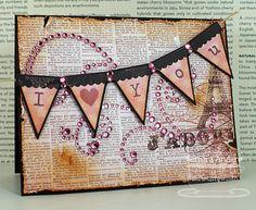cute valentine banner