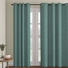 Green Curtains, Bedroom Curtains, Door Curtains, Wooden Street, Rhombus Shape, Curtain Designs, Winter Sale, Blackout Curtains, Benefit