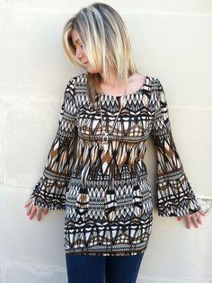 Modern Morrocan Dress
