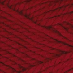"""Bernat Softee Chunky Yarn (85532) Cranberry Sauce from @fabricdotcom  From Bernat, a robust, full, round 3 ply yarn that knits and crochets smoothly off the needles and hooks. Excellent stitch definition for a heavier gauge. Made in Canada with imported fibers. Please purchase sufficient amounts as dye lots may vary.<BR><BR><LI>Recommended Knit Needle Size: US 11 (8 mm) for gauge: 11 sts X 14 rows= 4"""" (10 cm)<LI>Crochet Hook: L- 11 (8 mm) for gauge: 7 sc X 8 rows = 4"""" (10…"""