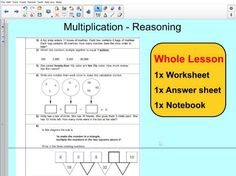 Dr King Worksheets Word Ks  Volume Of D Shapes  Cube  Cuboid  Year  Or   D  First Grade Shape Worksheets Pdf with Promotion Point Worksheet Calculator Word Whole Lesson Reasoning  Multiplication  Ks  Year    Algebra Tiles Worksheets Free Pdf
