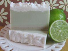 Key Lime Pie Soap