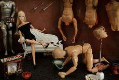 Barbie serial killer series 4