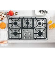 GE Profile PGP966SETSS Gas Cooktop | Appliance Connection