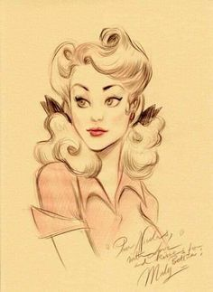 pin up sketches - Google Search
