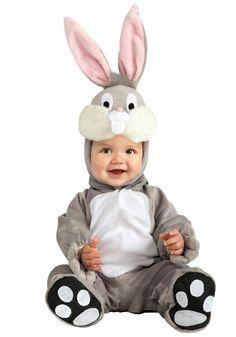 Top Toddler & Infant Halloween Costume  >> Bugs Bunny Costume