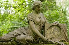 Image result for highgate cemetery London