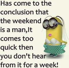 Saturday Minions quotes of the hour (12:44:34 PM, Saturday 23, January 2016 PST) – 10 pics