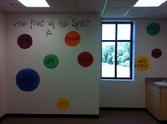 1000 Ideas About Sunday School Rooms On Pinterest