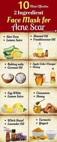 Lightens your Acne Scar with these powerful face masks and get clear and smooth skin. It removes redness, dryness of skin and removes acne. Check out how can they help you.