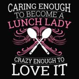 Lunch Lady - Caring Enough - - 12 School Cafeteria Decorations, Cafeteria Bulletin Boards, School Lunchroom, School Menu, Kids Nutrition, Nutrition Guide, National School, Lunch Room, School Shirts