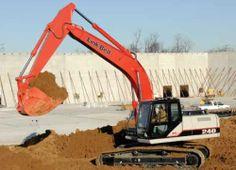 Maquina para Venta.  Excavadoras Sobre Orugas LINK BELT - 240X2 CUNDINAMARCA BOGOTA D.C. COLOMBIA  Para mas detalles visitar el link: http://www.m4maquinas.com/maquina/detalle/32