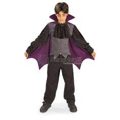 Disfraz Vampiro Nocturno