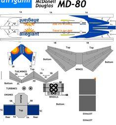 Douglas Aircraft, Jumping Jacks, Map, Paper Plane, Classic Cars, Paper Planes, Paper Envelopes, Location Map, Maps