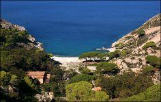 l'île de Montecristo, archipel toscan