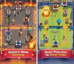 Clash Royale Released Everywhere! - http://mobilephoneadvise.com/clash-royale-released-everywhere