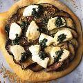 eggplant-pesto-goat-cheese-pizza
