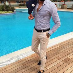 Wedding suits men summer moda masculina for 2019 Mens Fashion Blog, Look Fashion, Fitness Fashion, Fashion Sale, Fashion Outlet, Paris Fashion, Fashion Fashion, Runway Fashion, Fashion Trends