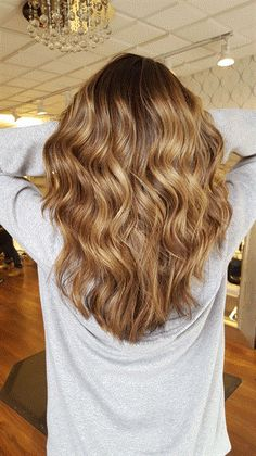 COLOR CORRECTION: Uneven To Tasteful Bronde Color Melt - News - Modern Salon