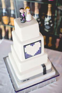 Colourful Geeky Gamer Wedding: Sam & Stu