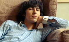 See George Harrison pictures, photo shoots, and listen online to the latest music. George Harrison, Great Bands, Cool Bands, Woodstock, The Beatles, Beatles Funny, The Ed Sullivan Show, She Loves You, Best Friends For Life