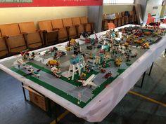 Esposizione a San Giorgio dei LEGO