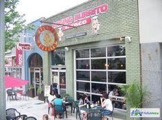 Raging Burrito - Decatur, GA: they roll fatties