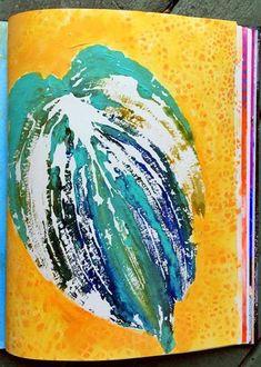 Journal d'art Québec: Appel de créations septembre 2020 Journal D'art, Caillou, Motif Floral, Land Art, Watercolor Tattoo, Collage, Deco, Fun, Prints